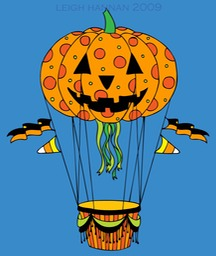pumpkin-balloon
